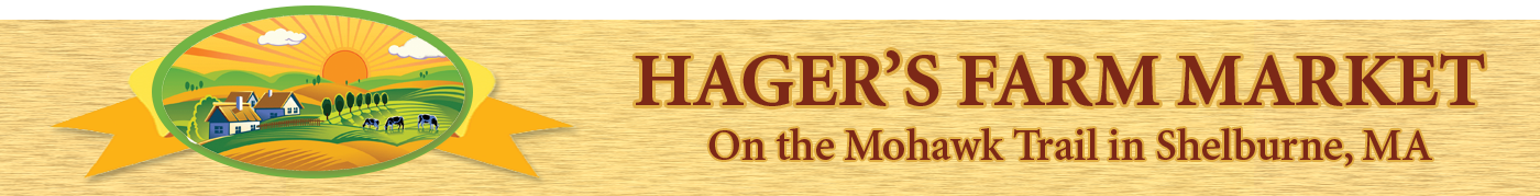 Hager's Farm Market in Shelburne Falls, MA
