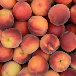 Fresh Picked Peaches and Apples-Great for School Lunchboxes!