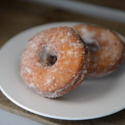Stop in for a Fresh Doughnut & Coffee!